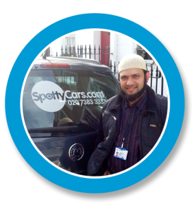 SpottyCars, Local Camden Taxi Service in NW1