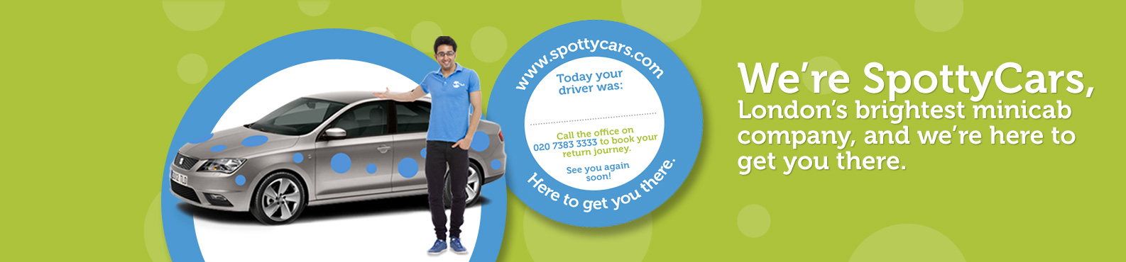 SpottyCars, Providing Family-friendly Local Minicabs In NW1, Camden